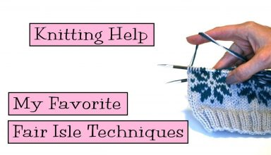 Knitting Help - Carrying Fair Isle Floats - image 1551962033_maxresdefault-384x220 on https://knitting-crocheting-yarn.com