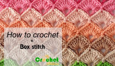 How to crochet a Box stitch - Free crochet pattens - image 1551965966_maxresdefault-384x220 on https://knitting-crocheting-yarn.com