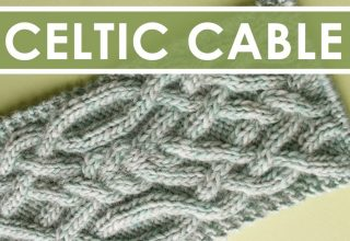 Easy Winding Cables Wrap Knitting Pattern – Mama In A Stitch - image 1551966056_maxresdefault-320x220 on https://knitting-crocheting-yarn.com