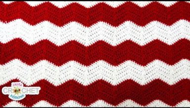 Crochet Chevron, Ripple, Zig Zag, Wave - Blanket Pattern - image 1551966081_hqdefault-384x220 on https://knitting-crocheting-yarn.com