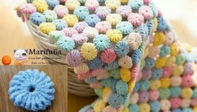How to Crochet Easy Cake Yarn Scarf by Naztazia plus Tips and Tricks - image 1551968844_hqdefault-384x220 on https://knitting-crocheting-yarn.com