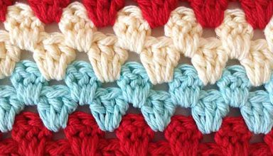 Crochet Patterns - DIAMOND CHECKERS CROCHET STITCH TUTORIAL - image 1552845755_maxresdefault-384x220 on https://knitting-crocheting-yarn.com