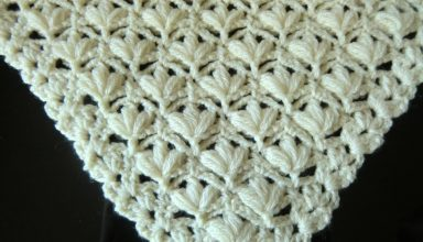 Crochet Pattern '* VERY PRETTY AND EASY FLOWER PATTERN FOR A SHAWL * - image 1553018787_maxresdefault-384x220 on https://knitting-crocheting-yarn.com
