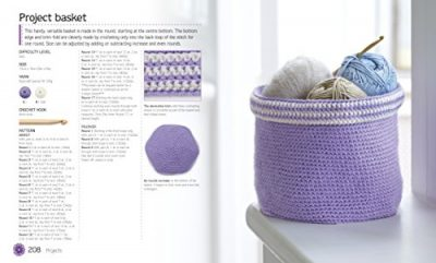 Crochet Step by Step: 20 Easy Projects. More than 100 Techniques and Crochet Patterns - image 41Q1e8fmDmL-400x241 on https://knitting-crocheting-yarn.com