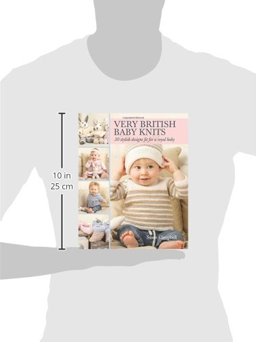 Very British Baby Knits: 30 Stylish Designs Fit for a Royal Baby - image 41oHw6sqURL on https://knitting-crocheting-yarn.com