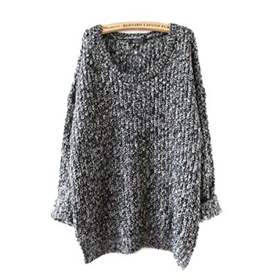 Minetom Womens Ladies Oversized Baggy Long Thick Knitted Long Sleeve Top Sweater Jumper - image 51-8WwnJj7L-400x400 on https://knitting-crocheting-yarn.com