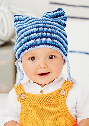 King Cole Baby Book 8 by Sue Batley Kyle 29 Stylish Knits From Birth To 7 Years - image 512zTyy5JKL on https://knitting-crocheting-yarn.com