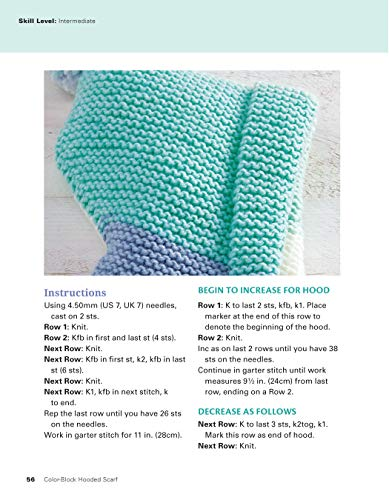 One-Stitch Baby Knits: 25 Easy Patterns for Adorable Garments and Accessories Using Garter Stitch - image 51C-2x7ATwL on https://knitting-crocheting-yarn.com