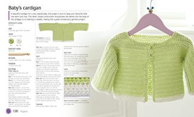 Crochet Step by Step: 20 Easy Projects. More than 100 Techniques and Crochet Patterns - image 51JTxGHHk+L-400x241 on https://knitting-crocheting-yarn.com