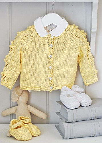 King Cole Baby Book 8 by Sue Batley Kyle 29 Stylish Knits From Birth To 7 Years - image 51Kz1GFc0tL on https://knitting-crocheting-yarn.com