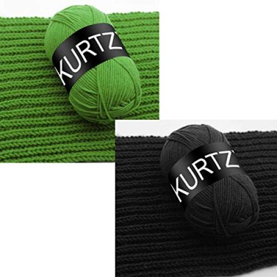 Kurtzy Yarn – 20Pcs Knitting Wool – 25g Crochet Yarn in Assorted Color – 75m Crochet Wool Perfect for Any Crochet ,Knitting Mini Project, Blankets ,Dolls, Mats ,Scarf & More - image 51MVX39vXdL-400x400 on https://knitting-crocheting-yarn.com