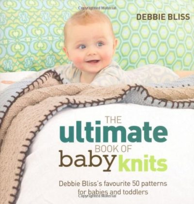 The Ultimate Book of Baby Knits - image 51Sl0Sjt3UL-400x422 on https://knitting-crocheting-yarn.com