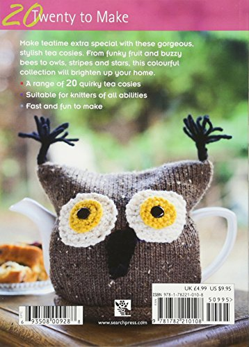 Easy Knitted Tea Cosies (Twenty to Make) - image 51W8t7ctMPL on https://knitting-crocheting-yarn.com