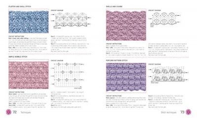 Crochet Step by Step: 20 Easy Projects. More than 100 Techniques and Crochet Patterns - image 51d6u0u3tkL-400x241 on https://knitting-crocheting-yarn.com