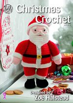 Crocheted Wreaths and Garlands - image 51ixCU59d+L-150x212 on https://knitting-crocheting-yarn.com