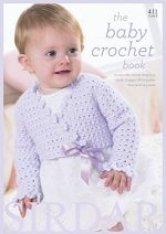 Adorable Baby Knits: 25 Patterns for Boys and Girls (Dover Books on Knitting and Crochet) - image 51n1Bz11+5L-150x212 on https://knitting-crocheting-yarn.com