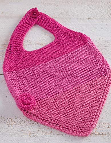 One-Stitch Baby Knits: 25 Easy Patterns for Adorable Garments and Accessories Using Garter Stitch - image 51nlwv7yvSL on https://knitting-crocheting-yarn.com