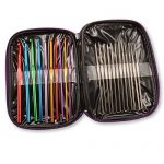 Knitting Needles Stainless Steel Single Pointed Knitting Needles Kit Set Tools Supplies in Case - image 51yl-x1yAYL-150x150 on https://knitting-crocheting-yarn.com