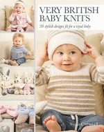 King Cole Knitting Pattern Baby Book 4 - image 51yzgOCpPML-150x191 on https://knitting-crocheting-yarn.com