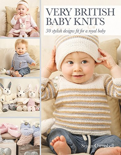 Very British Baby Knits: 30 Stylish Designs Fit for a Royal Baby - image 51yzgOCpPML on https://knitting-crocheting-yarn.com