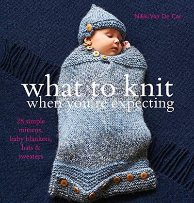 What to Knit When You're Expecting - image 61JjjKjbDZL-400x418 on https://knitting-crocheting-yarn.com