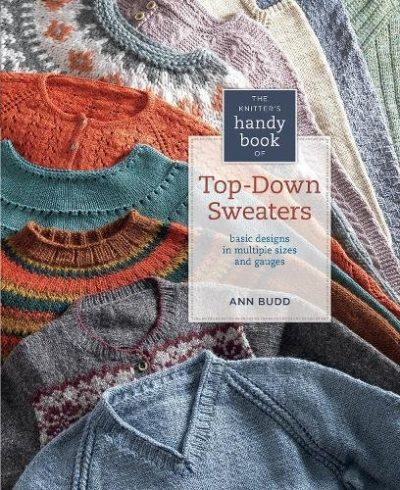 Knitter's Handy Book of Top-Down Sweaters - image 61S2b6yT1fL-400x490 on https://knitting-crocheting-yarn.com