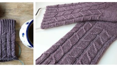 Crochet tips and tricks: How to make invisible, straight join when you work in circle - image on https://knitting-crocheting-yarn.com