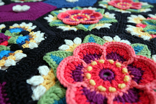 knit & crochet design: Sunshine and Showers - image Frida+4_edited-1 on https://knitting-crocheting-yarn.com