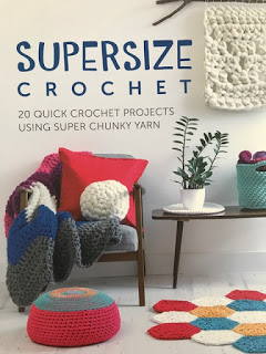 knit & crochet design: Supersize Crochet - image on https://knitting-crocheting-yarn.com
