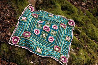 knit & crochet design: Sunshine and Showers - image Lily+Pond+CAL on https://knitting-crocheting-yarn.com
