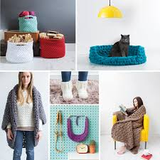 knit & crochet design: Supersize Crochet - image index on https://knitting-crocheting-yarn.com