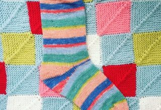 Knit and Stitch Blog from Black Sheep Wools » Blog Archive Toy Knitting Top Tips - image lucysocks2-320x220 on https://knitting-crocheting-yarn.com