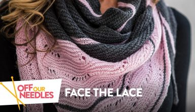 FACE the LACE (Lace Tips for Beginners + Giveaway) | Off Our Needles Knitting Podcast S2E3 - image 1554144886_maxresdefault-384x220 on https://knitting-crocheting-yarn.com