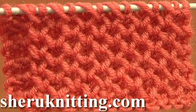 Knitting Stitch Patterns Tutorial 4 Honeycomb Knitting Stitch How to - image 1554149673_maxresdefault-384x220 on https://knitting-crocheting-yarn.com