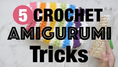 5 Crochet Amigurumi Tricks -- in under 2 minutes! - image 1554317852_maxresdefault-384x220 on https://knitting-crocheting-yarn.com