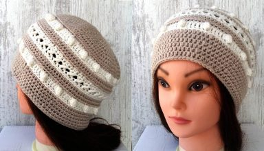 Bella Crochet Hat | Free Crochet Pattern - image 1555365004_maxresdefault-384x220 on https://knitting-crocheting-yarn.com