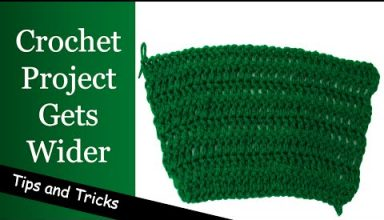 Why Does My Crochet Project Get Wider? Tips and Tricks Video Tutorial - image 1555704906_hqdefault-384x220 on https://knitting-crocheting-yarn.com
