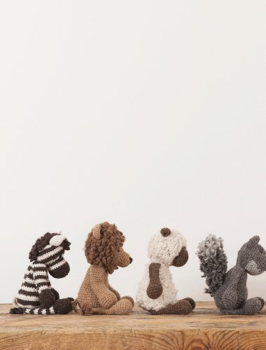 Edward's Menagerie: Over 40 soft and snuggly toy animal crochet patterns - image 413H4vIkULL on https://knitting-crocheting-yarn.com