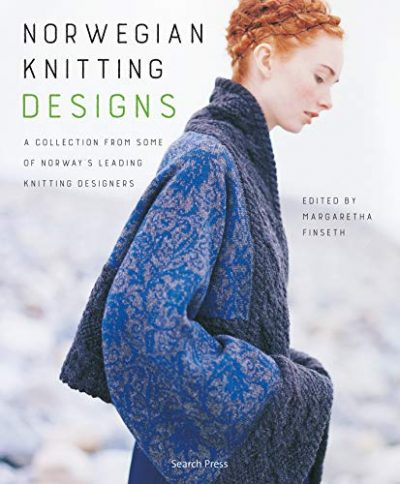 Norwegian Knitting Designs: A collection from some of Norway's leading knitting designers - image 51RRRHDZdSL-400x484 on https://knitting-crocheting-yarn.com