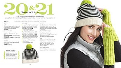 60 Quick Knits for Beginners:'Easy Projects for New Knitters in 220 Superwash® from Cascade Yarns®'(60 Quick Knits Collection) - image 51bZFcmPwVL-400x225 on https://knitting-crocheting-yarn.com