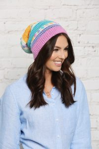 Crochet Now 39 - Take a look inside the latest issue of Crochet Now! - image Alsion-Holloway-Sluchy-Rainbow-Bobbles-Hat-Stylecraft-LifeDK-200x300 on https://knitting-crocheting-yarn.com