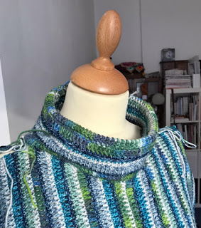 knit & crochet design: Stylecraft Blogtour 2017 - image Tunic+5 on https://knitting-crocheting-yarn.com