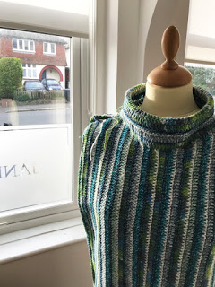 knit & crochet design: Stylecraft Blogtour 2017 - image Tunic+6 on https://knitting-crocheting-yarn.com