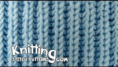 Knit Fisherman's Rib stitch & How to Bind off - image 1556926328_hqdefault-384x220 on https://knitting-crocheting-yarn.com
