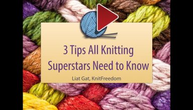 [KnitFreedom] 3 Tips Every Knitting Superstar Needs to Know: Free Webinar - image 1557261695_maxresdefault-384x220 on https://knitting-crocheting-yarn.com