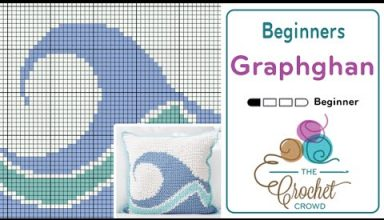 How To Crochet Graphghans for Beginners - image 1559509990_hqdefault-384x220 on https://knitting-crocheting-yarn.com