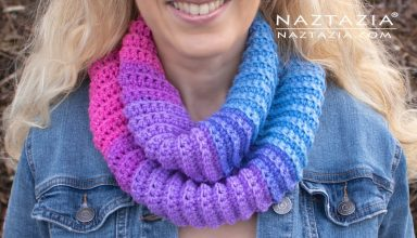 How to Crochet Easy Cake Yarn Scarf by Naztazia plus Tips and Tricks - image 1561931869_maxresdefault-384x220 on https://knitting-crocheting-yarn.com