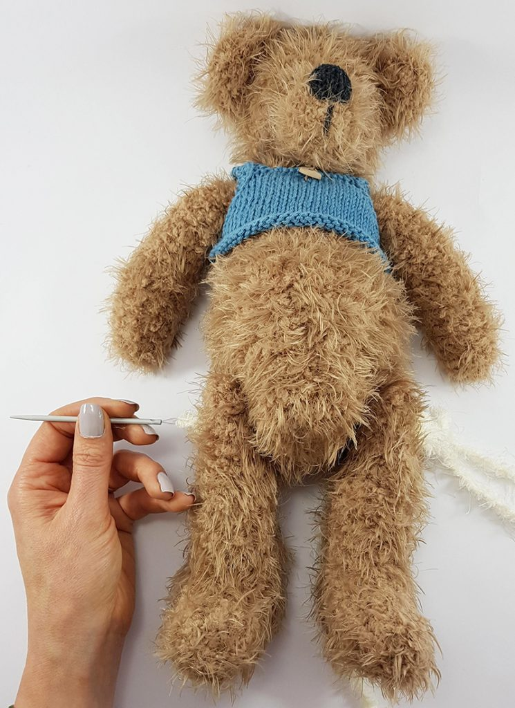 Toy Knitting Top Tips | Black Sheep Wools