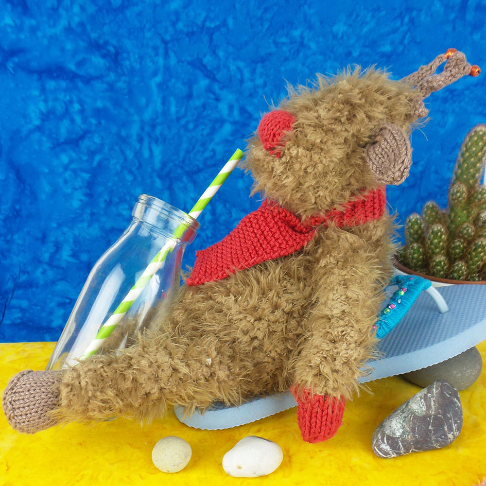 Rudolph | Toy Knitting Top Tips