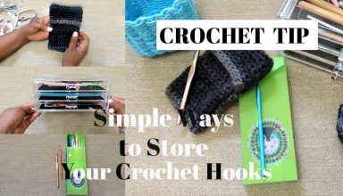 Crochet Tip- Hook Storage Ideas - image 1563315543_maxresdefault-384x220 on https://knitting-crocheting-yarn.com